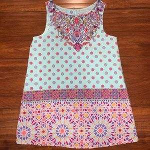 Genuine Kids Girls Sleeveless Dress